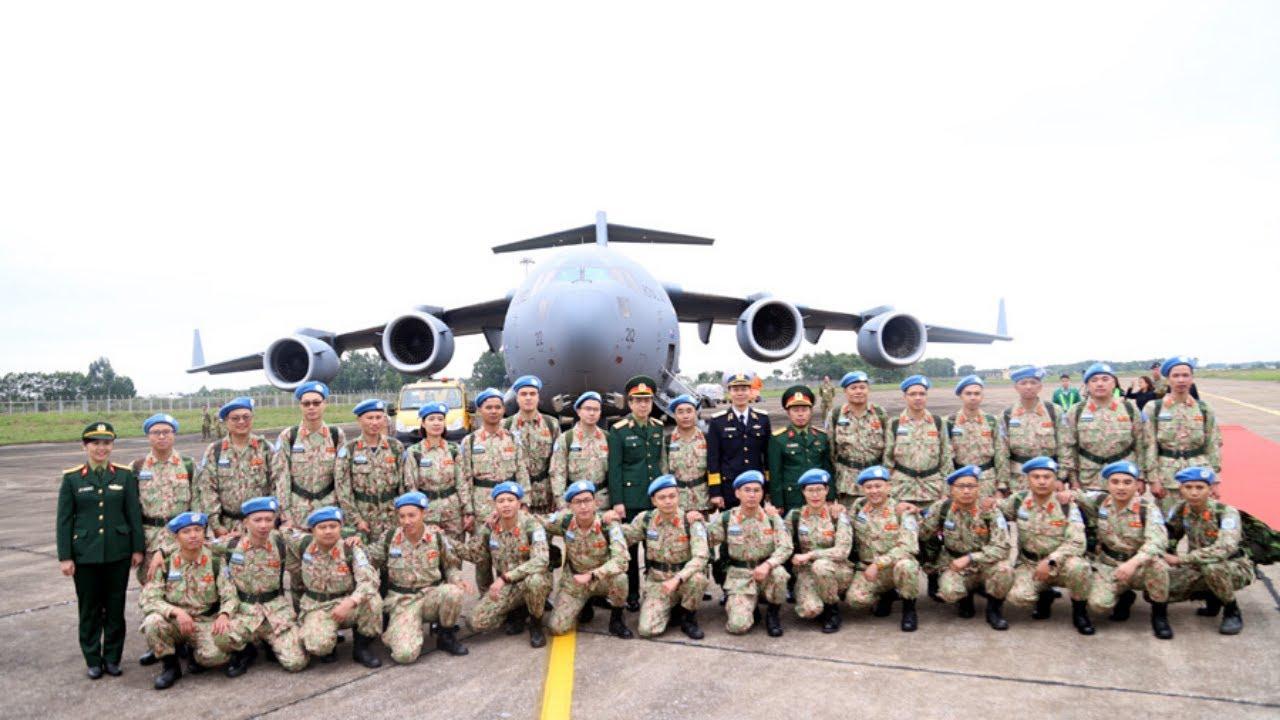 Khám phá ngựa thồ siêu vận tải Úc đưa quân nhân Việt Nam đi gìn giữ hòa bình
