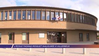 Yvelines | L'école Thomas Pesquet inaugurée à Villepreux