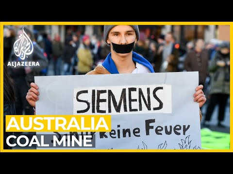 Australia Coal Mine: Siemens Sticks With Deal Despite Protests