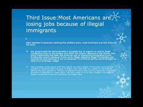employment issues involving immigrants