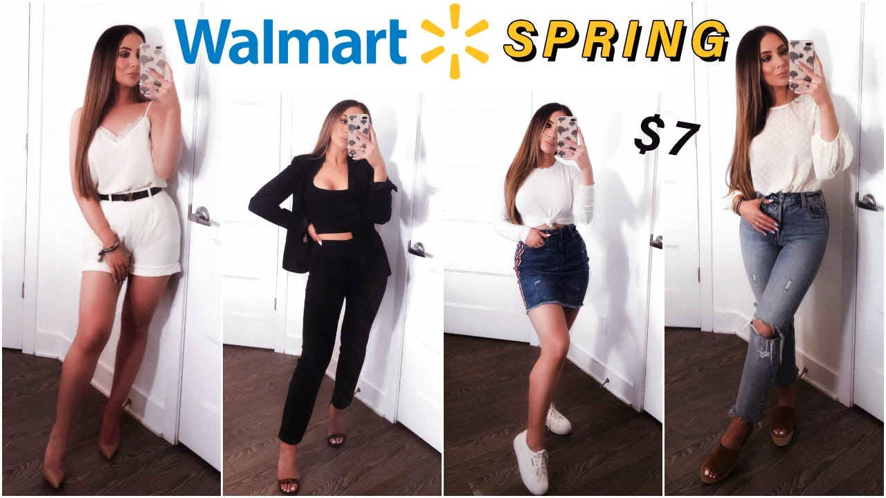 9d2b15fb7c03 LOOK BOUGIE ON A BUDGET - WALMART SPRING EDITION - YouTube