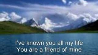Friend of mine by Lea Salonga