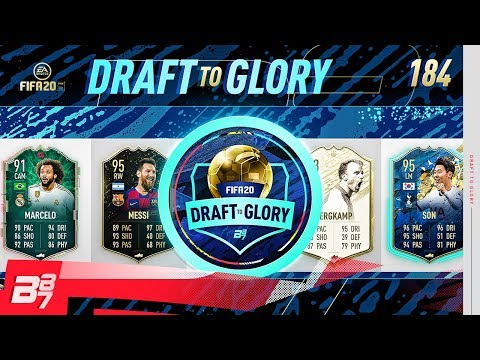 GOALKEEPER MOVEMENT OP! | FIFA 20 DRAFT TO GLORY #184