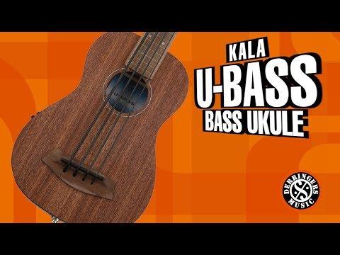 Kala Uke Bass At Derringers Music
