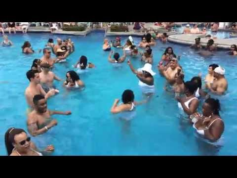Summer heat 2014 jamaica all white pool party youtube - How to make a pool party ...