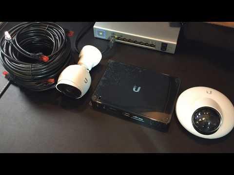 Ubiquiti UniFi Video Setup