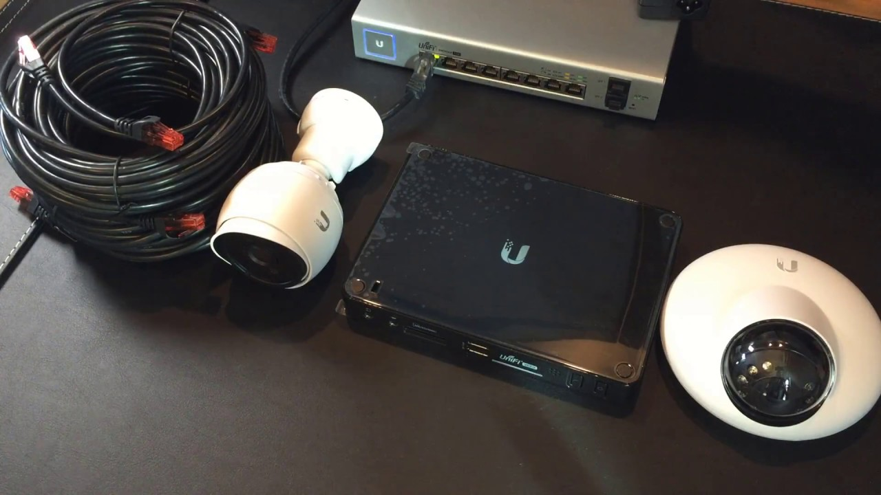 Ubiquiti UniFi Video Setup