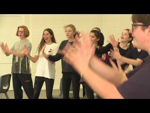 Westbourne Grammar Proudly Presents 'Anything Goes'