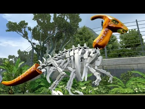 LEGO Jurassic World - Custom Dinosaur Creator - Medium Size Dinosaurs