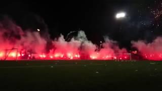 AIK:s premiärträning 2019 (Skytteholm, Solna)