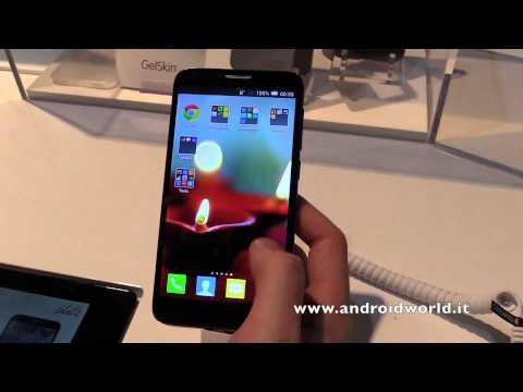 Alcatel One Touch Idol 2 / Idol 2 Mini / Idol Alpha / Pop Fit, anteprima in italiano da MWC