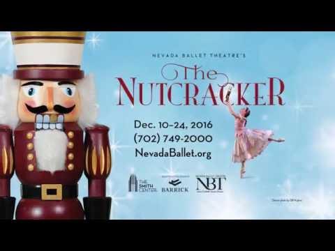 Nevada Ballet Theater - The Nutcracker 2016