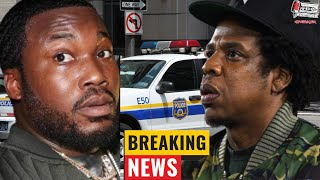 BREAKING: Philly Police Coming After Jay-Z & Meek Mill For?