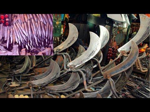 World's Biggest Blacksmith Market In Bangladesh / Part 1 / Around My World