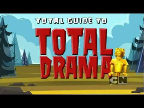 Total Guide To TOTAL DRAMA (Russian)
