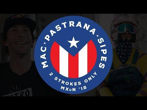 MXoN 2018 Team Puerto Rico - MAC - PASTRANA - SIPES