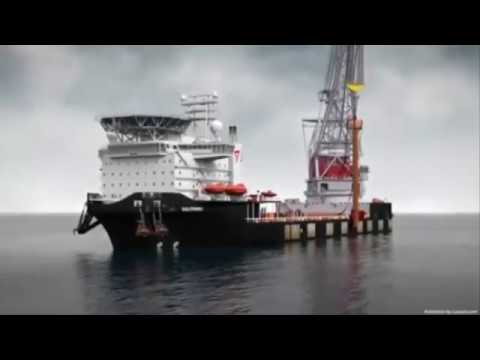 How Does a Pipe Laying Vessel Work