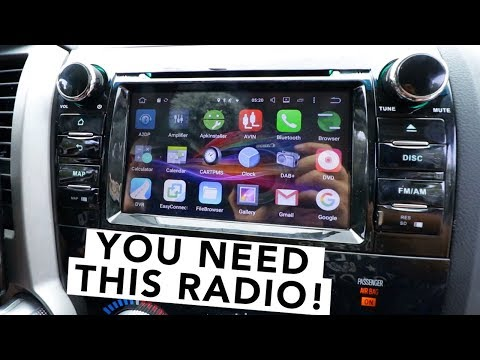 Under $400! Seicane Nav Android Radio Review