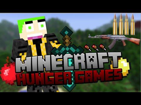 Minecraft - The Hungergames 348 ' 11 Kills nu hij nog ' KILLRECORD