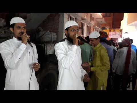 wedding shera by sharif raza pali &FIROZ raza pali