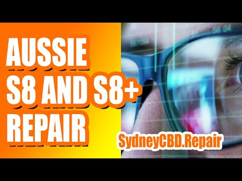 How much does it cost to #replace the #screen on a Galaxy #S8 in #Australia?