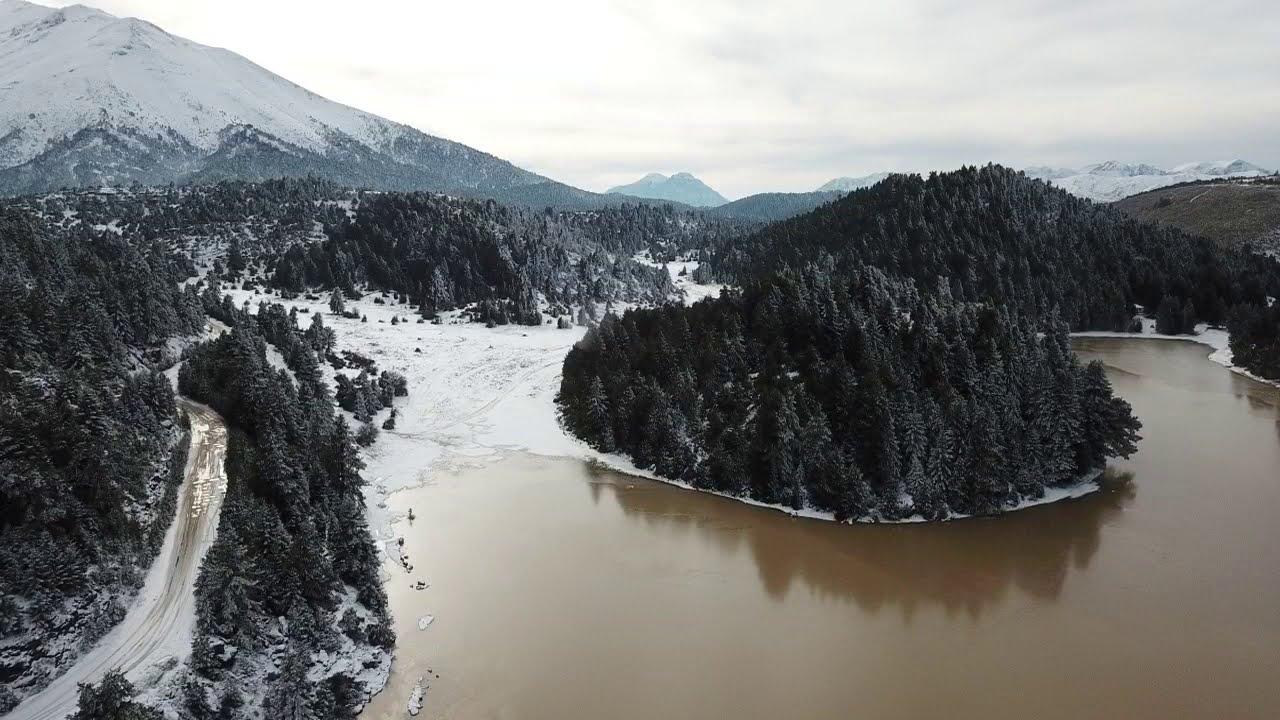 Λίμνη Δασίου - YouTube