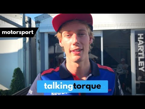 "Playing ""Would You Rather"" with Brendon Hartley 
