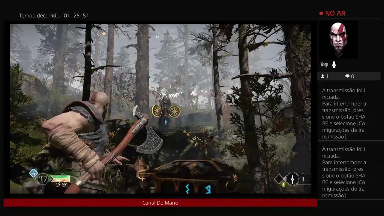 God of War \ parte 2