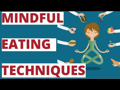Mindful Eating Techniques For Weight Loss Body Recomposition Ep 06