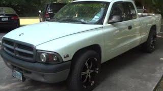 1997 Dodge Dakota ST Review