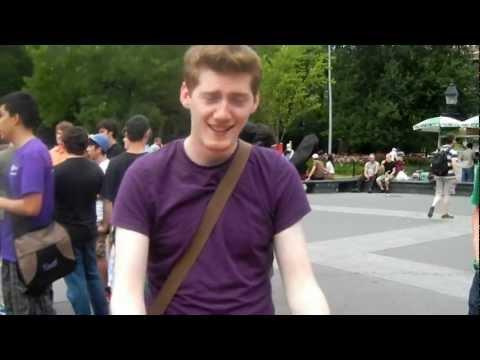 """TomSka meetup - Matt doing """"AGH NOT THE FACE"""""""