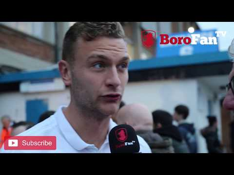 BEN GIBSON 'GUTTED!' - Leeds 2 Middlesbrough 1 - BoroFanTV