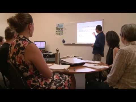 CELTA Teach English Class at International House Sydney