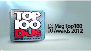 official top 100 djs 2012 top 5 countdown