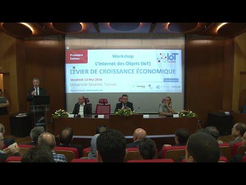 IOT Tunisia live streaming