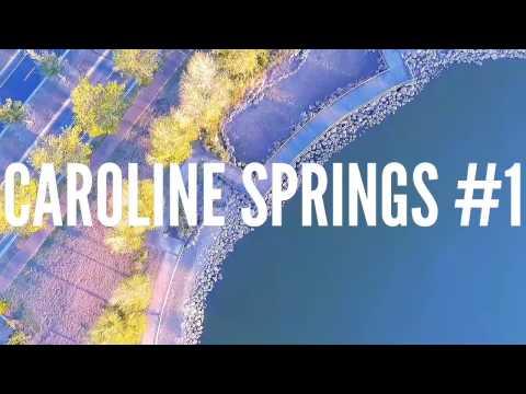 Aerial View - Caroline Springs pt 1