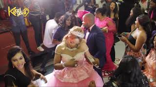 Shaku Shaku Dance  Entrance At Kemi Afolabi's Movie Premiere / Birthday