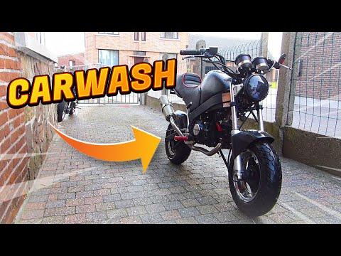 Motovlog #11 - Self Car Wash