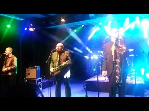 Albie Donnelly's Supercharge - Kammgarn Hard - 29.12.2015 - Happy Birthday Blues - LIVE !!!