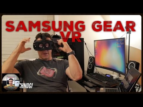 SAMSUNG GEAR VR: 5 APPS TO GET YOU STARTED