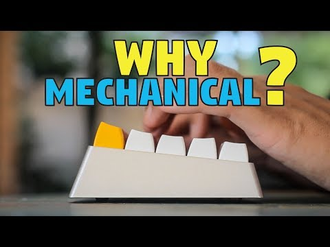 Why Get a Mechanical Keyboard?