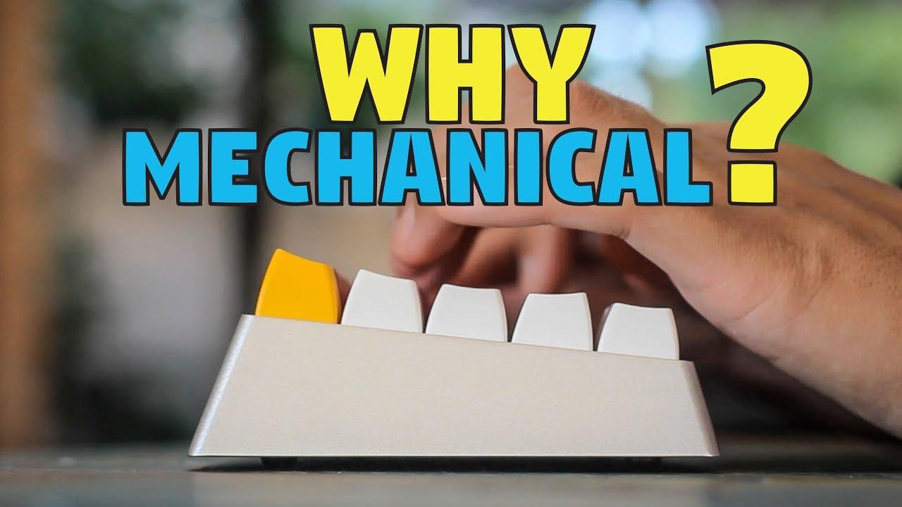 Why Get a Mechanical Keyboard?