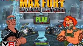 Max Fury Death Racer Game Walkthrough