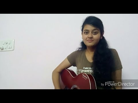 Jeena Jeena Female Guitar Cover | Badlapur | By Shivani Shrivastava