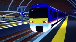 Trains At: Lonchester Isembard (Roblox) 9/11/17
