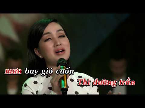 Karaoke Chiều Mưa Biên Giới - Hoàng Quý Sơn