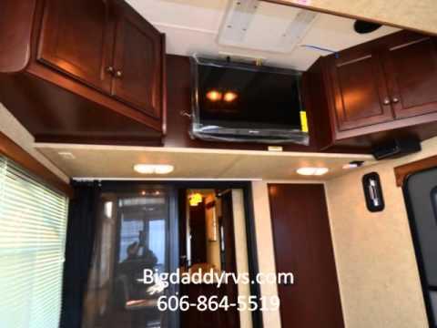 2013 heartland cyclone 4100 5th wheel toy hauler youtube. Black Bedroom Furniture Sets. Home Design Ideas