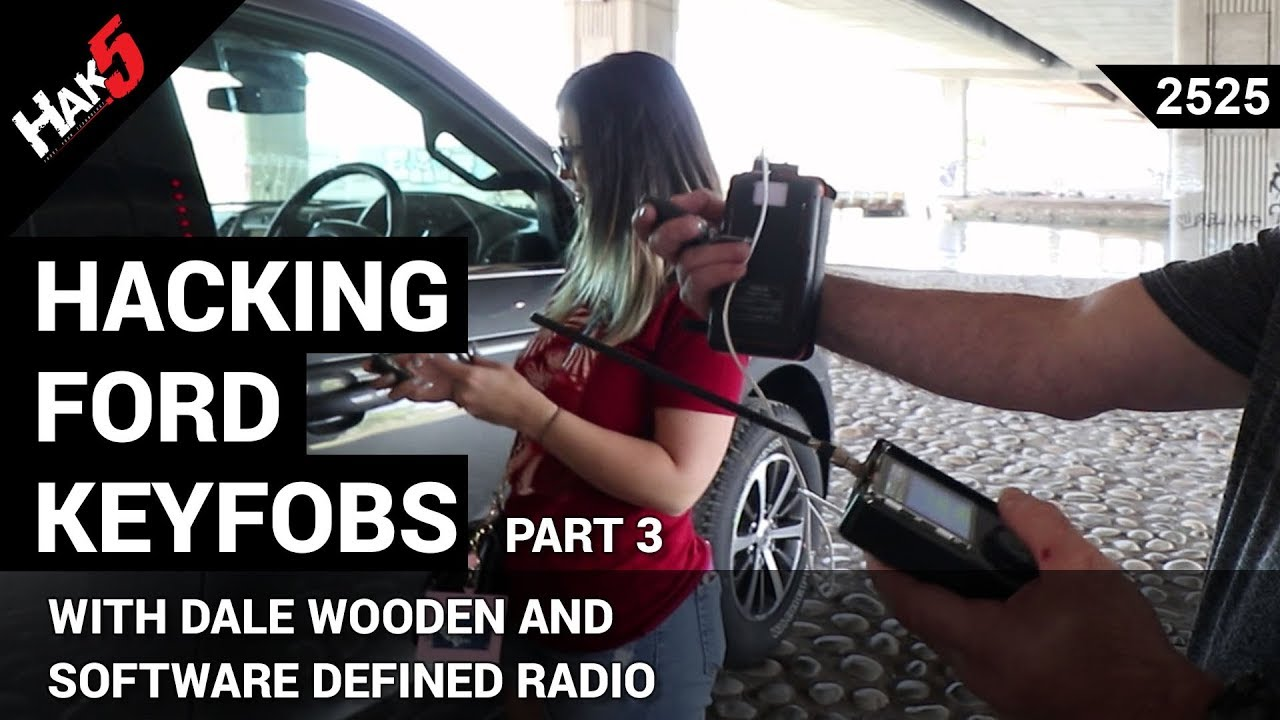 Ford Keyless Entry Code Hack >> Hacking Ford Key Fobs Pt 3 Sdr Attacks With Tb69rr Hak5 2525