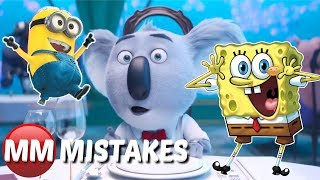 10 Biggest MISTAKES In Your Favorite ANIMATED Movies | Movie Mistakes