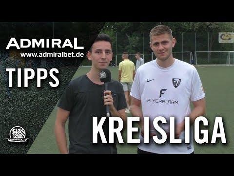 ADMIRAL-Tipps mit Julian Eder (FC Neu-Isenburg) - 33. Spieltag, Kreisliga A